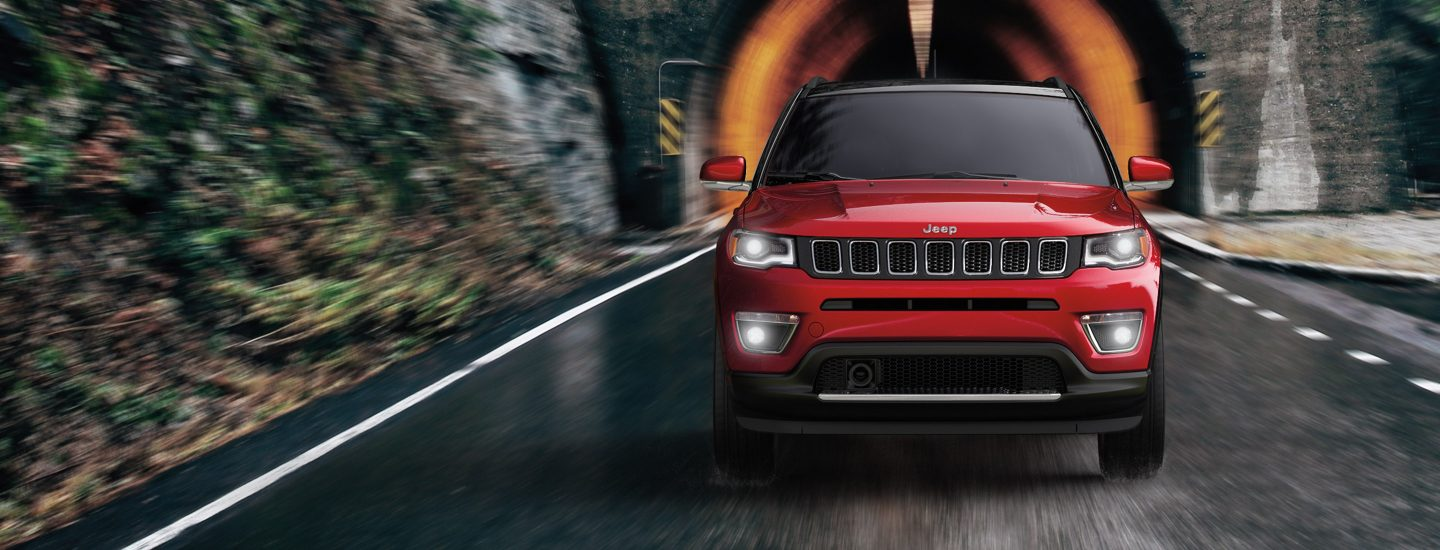 2018 Jeep Compass Front View