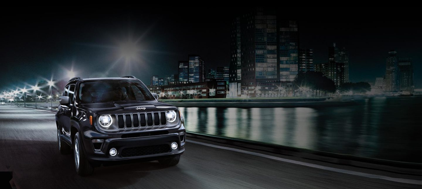 Safety & security. Not every path in life will be easy, but Jeep Renegade helps make it safer and more secure. Over 70 standard and available safety and security technologies work together to give you confidence on the highway, off-road or simply leaving the driveway.